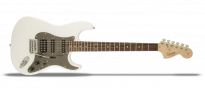 Affinity Series Stratocaster HSS OWT RW Olympic White