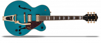 G2410TG Streamliner Hollowbody  with Bigsby Ocean Turquoise