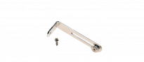 Pickguard Bracket Nickel PRPB-030