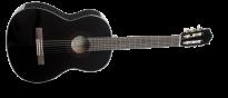 C40 Konzertgitarre Black