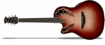 Celebrity Elite Plus Mid Cutaway CE44LX-1R-G Ruby Red Burst