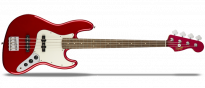 Contemporary Jazz Bass Dark Red Metallic