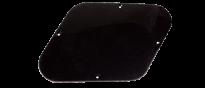Control Plate Black