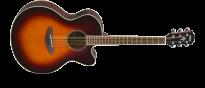 CPX 600  Old Violin Sunburst Westerngitarre