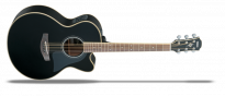 CPX700II Black Westerngitarre