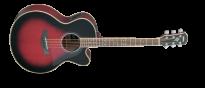 CPX700II Dusk Sun Red Westerngitarre