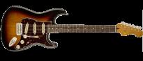 Classic Vibe Stratocaster 60s 3-Color Sunburst