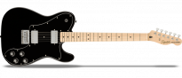 Affinity Series Telecaster Deluxe Black
