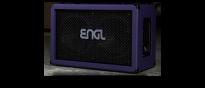 E212VB Pro Cabinet Purple Bronco