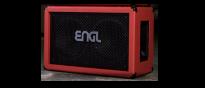 E212VB Pro Cabinet Red Bronco