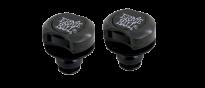 Strap Locks Black EB4601 Gurtsicherungssystem für Gitarren