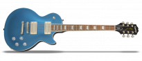 Les Paul Muse Pearl Radio Blue Metallic