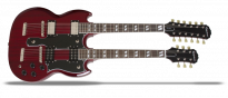 G-1275 Double Neck Cherry Limited Edition