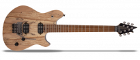 Wolfgang WG Standard Exotic Spalted Maple Natural