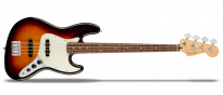 Player Jazz Bass PF 3-Color Sunburst