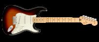 Player Stratocaster MN 3-Color Sunburst