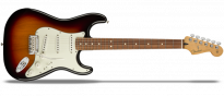 Player Stratocaster PF 3-Color Sunburst