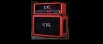 Custom Shop Fireball 100 Head Red Bronco + E212VB Pro Cabinet Red Bronco