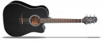 GD30CEB-2 Black Gloss G-Series 30 Dreadnought Akustikgitarre