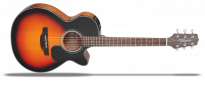GF30CEB2 Brown Sunburst Gloss G-Series 30  Westerngitarre