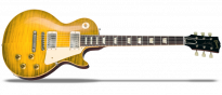 60th Anniversary 1959 Les Paul Standard Green Lemon Fade 993215