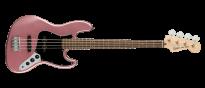 Affinity Series Jazz Bass Burgundy Mist