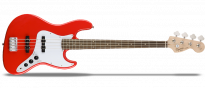 Affinity Series Jazz Bass Race Car Red
