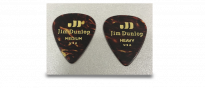 2x Celluloid Guitar Picks Mix