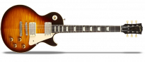 1959 Les Paul Joe Perry VOS Faded Tobacco Burst