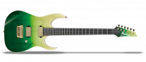 LHM1 Luke Hoskin Signature Transparent Green Gradation