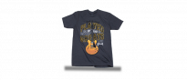Played by the Greats T Charcoal T-Shirt S