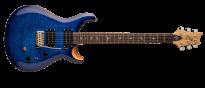 Custom 24 Faded Blue Burst