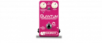 Quantum Opto Compressor/Sustainer Pedal + Buffer