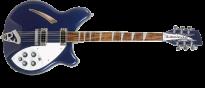 360/12 Midnight Blue 12-Saiter E-Gitarre