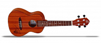 Bonfire Series RU5MM Konzert Ukulele