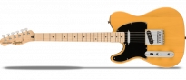 Affinity Series Telecaster Lefthand Butterscotch Blonde