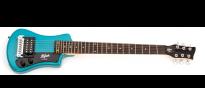 Shorty Electric Guitar Blue HCT-SH-EBL-0