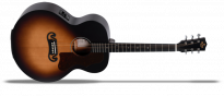 SG Series GJM SGE+ Sunburst Grand Jumbo