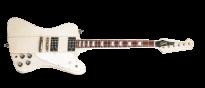 Slash Firebird Trans White Aged & Signed Kundenauftrag