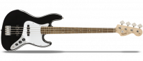 Affinity Jazz Bass LRL Black