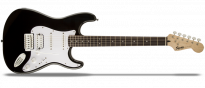 Bullet Stratocaster Tremolo HSS Black