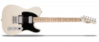 Contemporary Telecaster HH Maple Pearl White