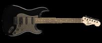 FSR Bullet Stratocaster HT HSS Black Metallic with Black Hardware