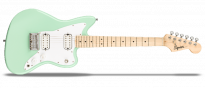 Mini Jazzmaster HH Surf Green 3/4 Kinder E-Gitarre