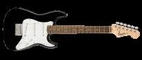 Mini Stratocaster Black 3/4 Kinder E-Gitarre