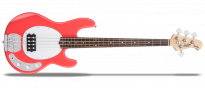 StingRay SUB Ray4 Fiesta Red 4-Saiter E-Bass