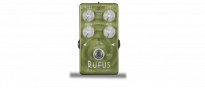 Rufus ReLoaded Fuzz Octaver Pedal