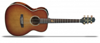 TF77PT Sunset Burst  Legacy Series OM Westerngitarre