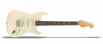 Vintera 60s Stratocaster Modified PF OWL Olympic White