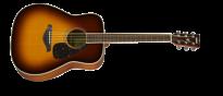 FG820BS Brown Sunburst